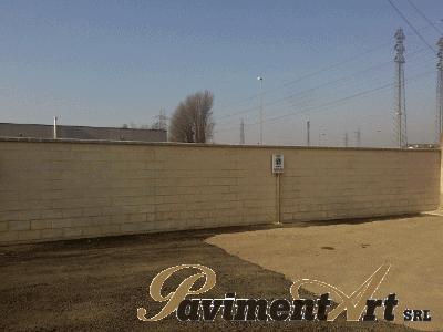 Muro esterno